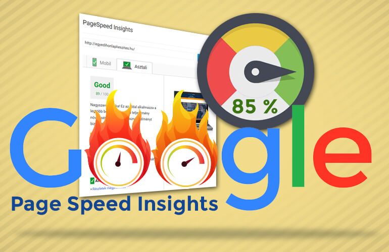 Mire jó a Google Page Speed Insights?