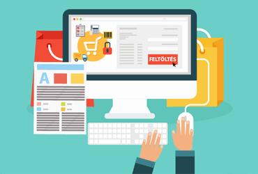 Hogyan töltsünk fel terméket a webáruházba?