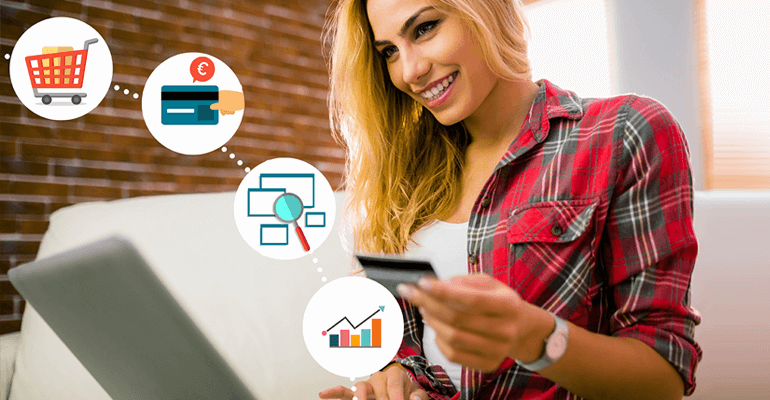 Webáruház vásárlások ösztönzése, konverziónövelés