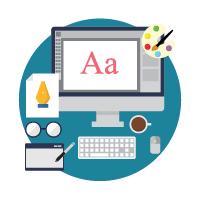 Weboldal tervezés, honlap grafika